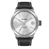 TW Steel Herren Uhr Armbanduhr Marc Coblen Edition TWMC24 Lederband