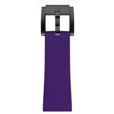 TW Steel Marc Coblen Armband Uhrenband Silikon 22 MM violett SB_V_B