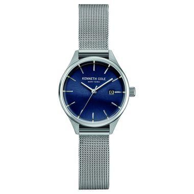 Kenneth Cole New York Damen Uhr Armbanduhr Edelstahl 10030841