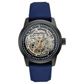 Kenneth Cole New York Herren-Armbanduhr Automatik Leder 10030791