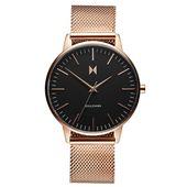 MVMT Boulevard Magnolia Damen Uhr Armbanduhr Edelstahl MB01-RGBLM