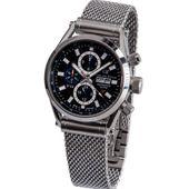 Carl von Zeyten Herren Uhr Armbanduhr Automatik NO.44 CVZ0044BKMB