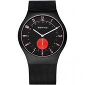 Bering Herren Uhr Armbanduhr Slim Radio Control - 51940-229-1g Meshband