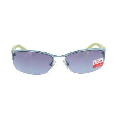 s.oliver Sonnenbrille 4119 C2 mat turquoise