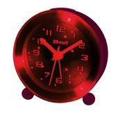 Scout Jungen Wecker Alarm Clock NightLight LED Pink 280001008