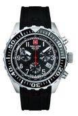 Swiss Alpine Military Herren Uhr Chrono 7076.9837SAM Silikon