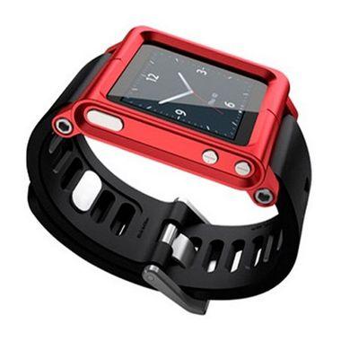 TikTok Multi-Touch Armband Sportarmband LTRED-004  Silikon schwarz