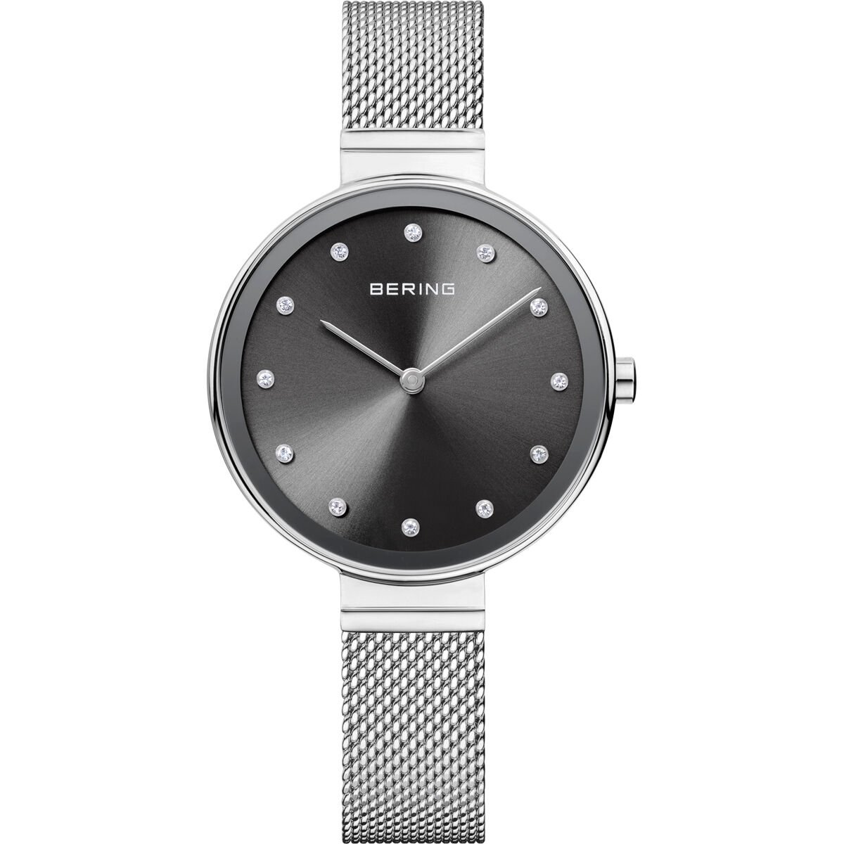 12034 Bering Watch Wristwatch About Meshband Ladies 009 Details Classic Slim 7gvIbyYf6