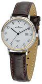 ATRIUM Damen Uhr Armbanduhr A29-14 Leder Datum