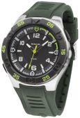 SINAR Jugenduhr Armbanduhr Analog Quarz Silikonband Taschenlampe XD-45-3