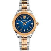 Versace Damen Uhr Armbanduhr Edelstahl Hellenyium V12060017