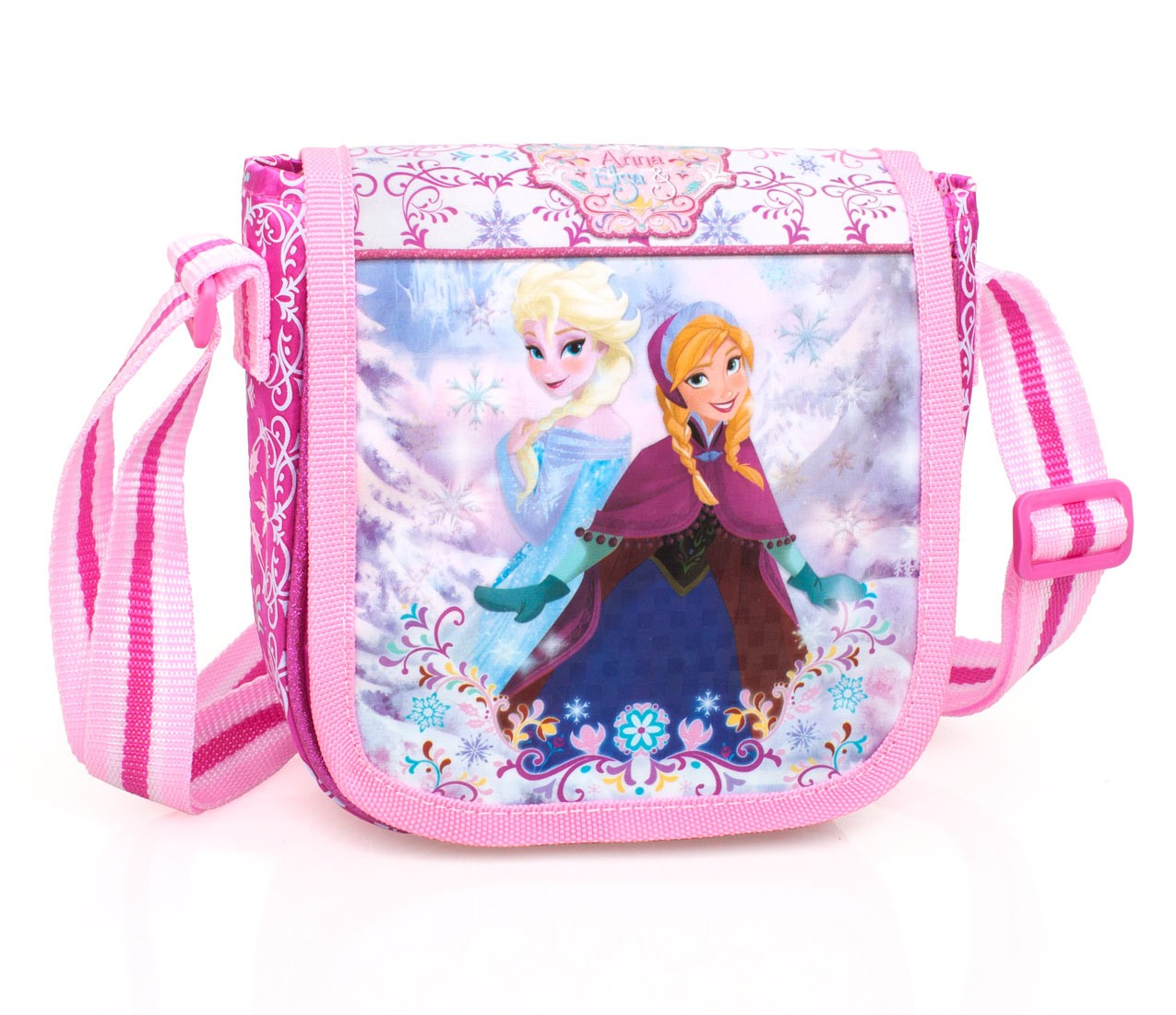 Premium Disney Frozen Flap Shoulder Bag – image 1