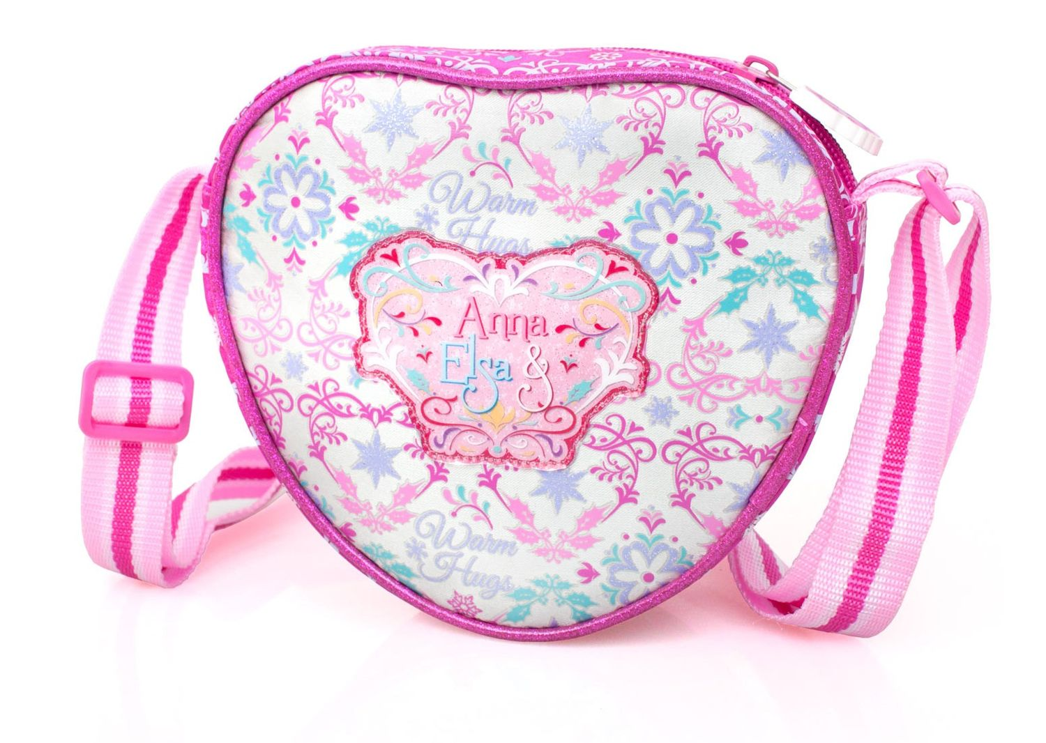 Premium Disney Frozen Heart Shaped Shoulder Bag – image 2
