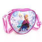 Premium Disney Frozen Heart Shaped Shoulder Bag 001