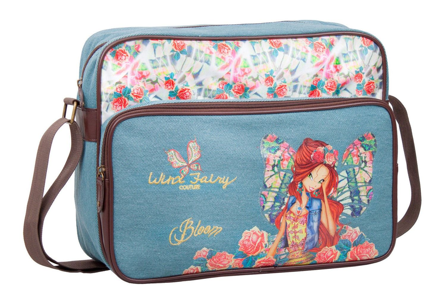 Winx Club Fairy Messenger Satchel Bag