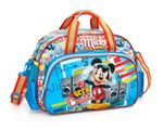 Disney Mickey Mouse PREMIUM Blue Duffel Bag  001