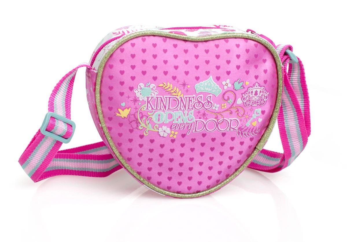 Premium Disney Princess Heart Shaped Shoulder Bag – image 2