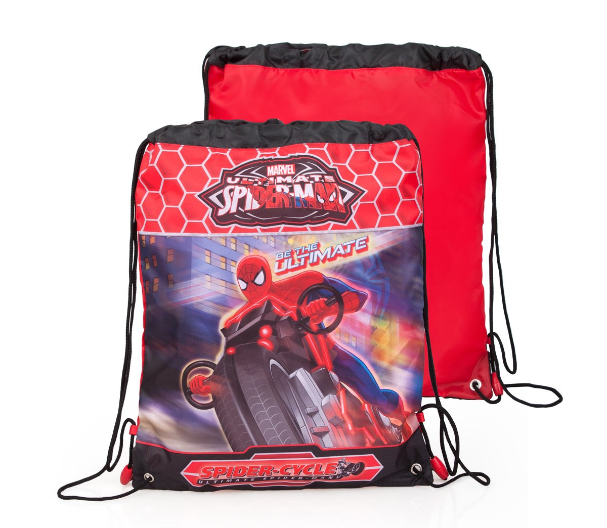 Spider-Man Premium Drawstring bag – image 1