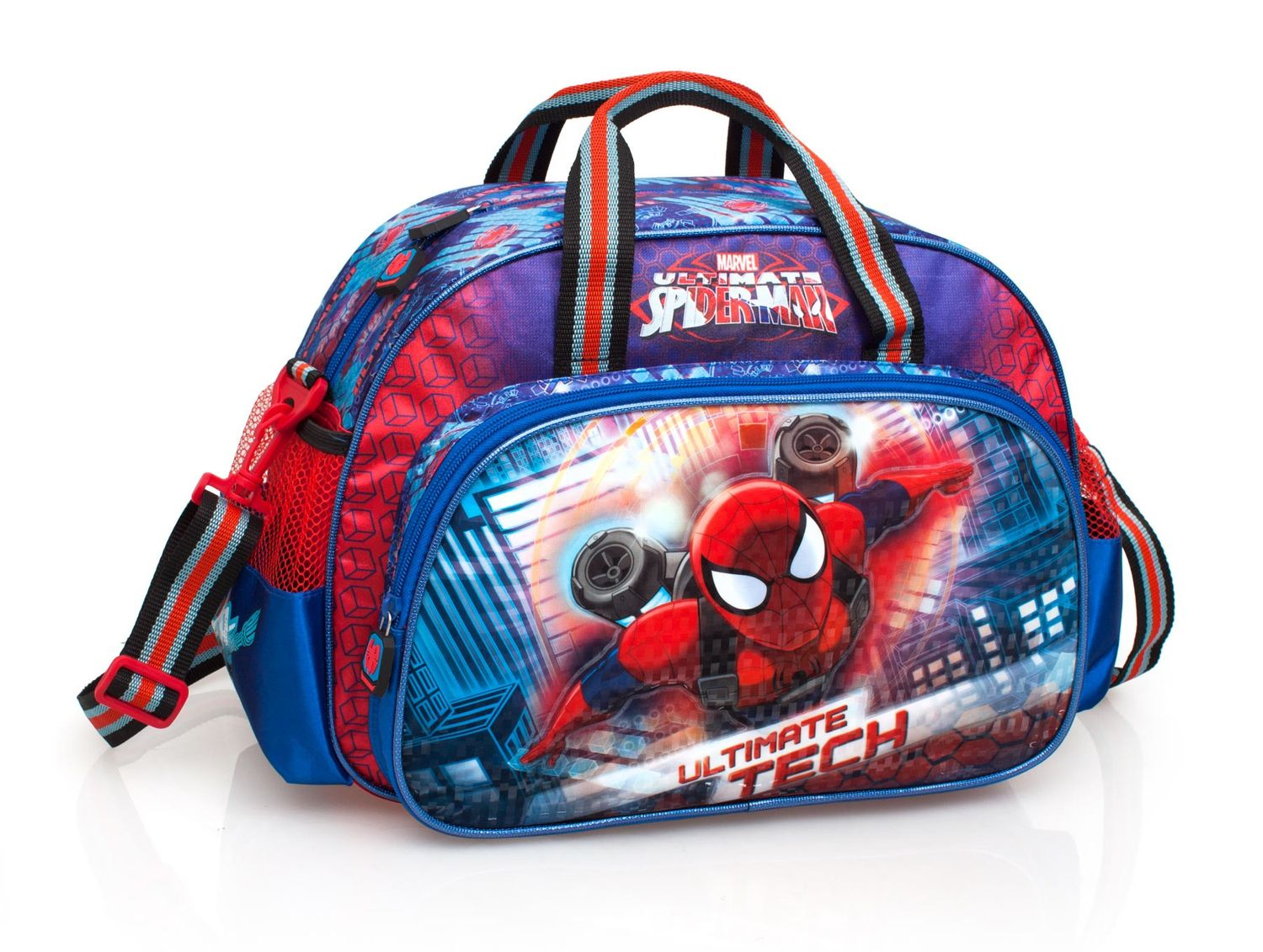 Spider-Man Duffel Travel Bag Ultimate Tech – image 1