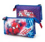 Spider-Man Triple Compartment Pencil Case Ultimate Tech 001