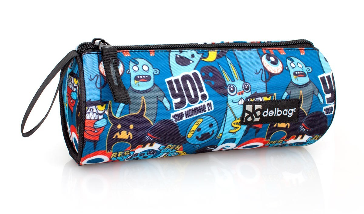 Delbag Trendy Monster Pencil Case