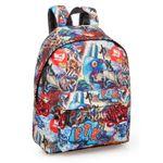 Eastwick Grafitti Skater Backpack 001