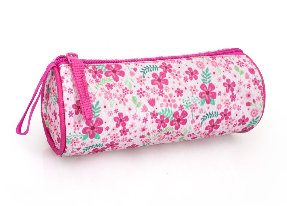 Eastwick Liberty Flowers Pink Pencil Case
