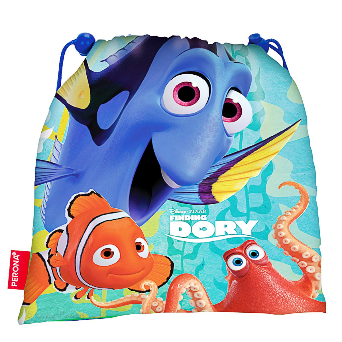 Finding Dory Drawstring Gym Bag