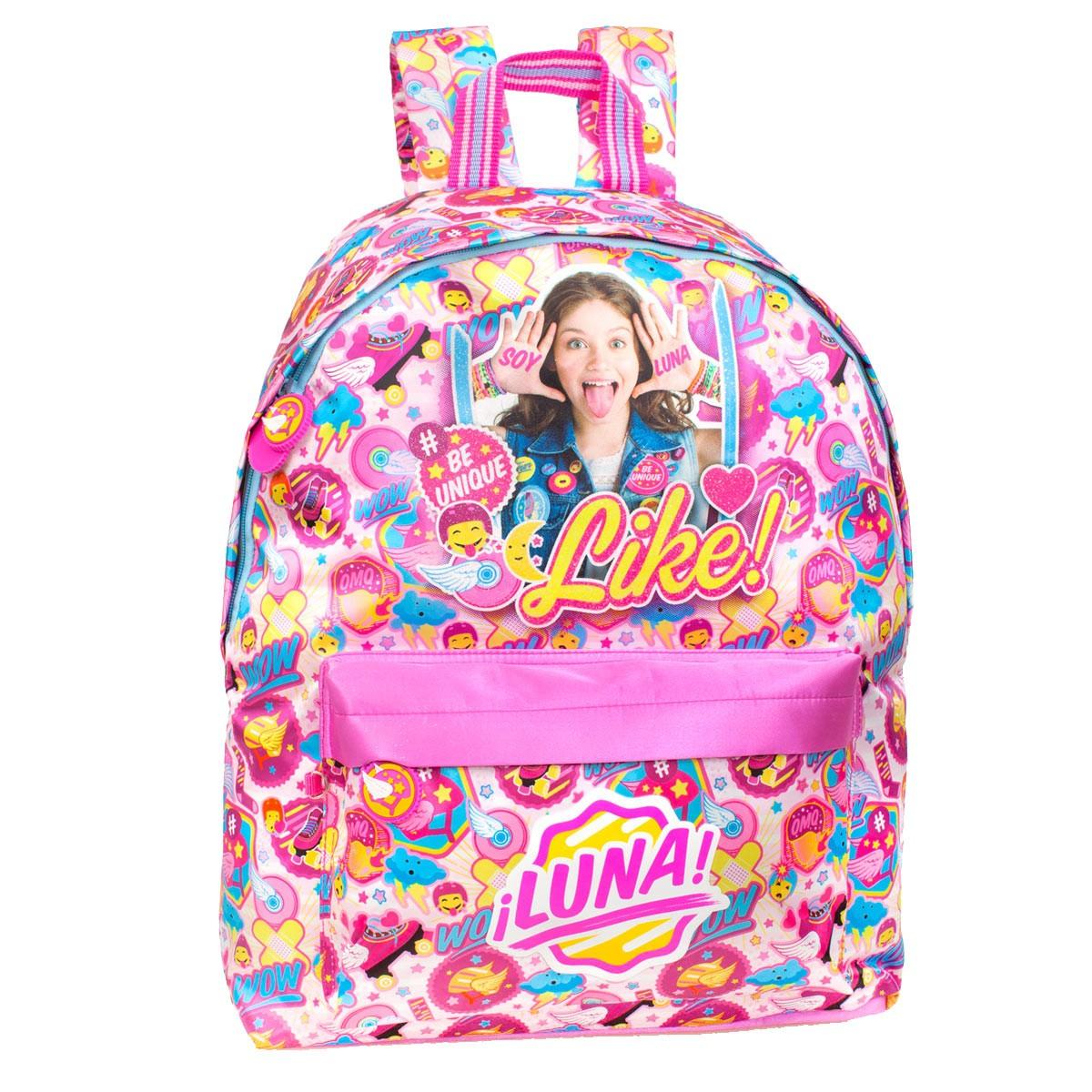 Disney Soy Luna Large Backpack iLuna – image 1