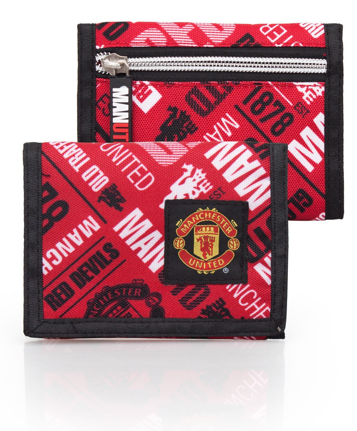 Manchester United Red Wallet