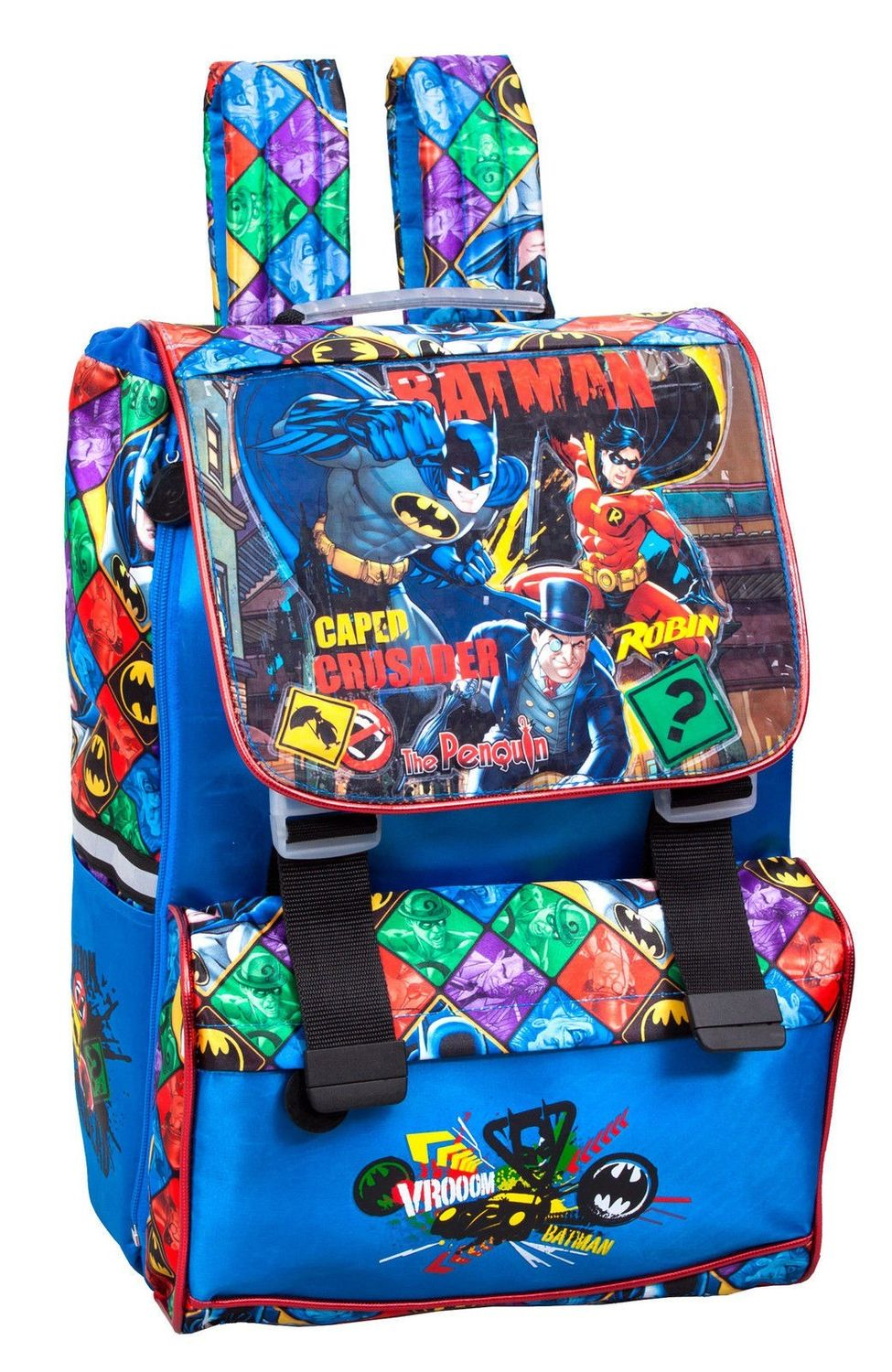 Premium Batman Expandable Backpack