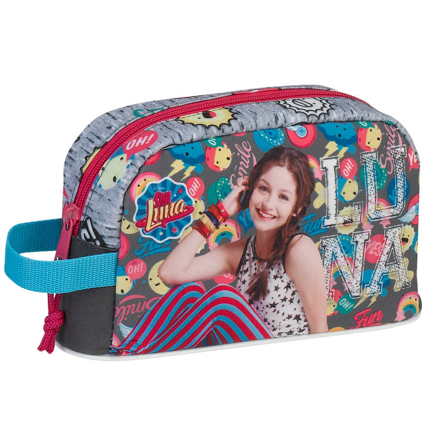 Disney Soy Luna Athletic Insulated Breakfast Lunch Bag