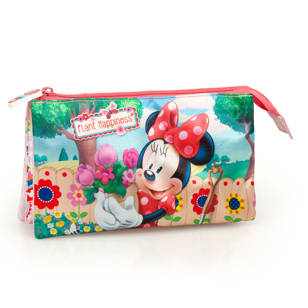 Minnie Mouse Happiness Premium Estojo Triplo – image 1