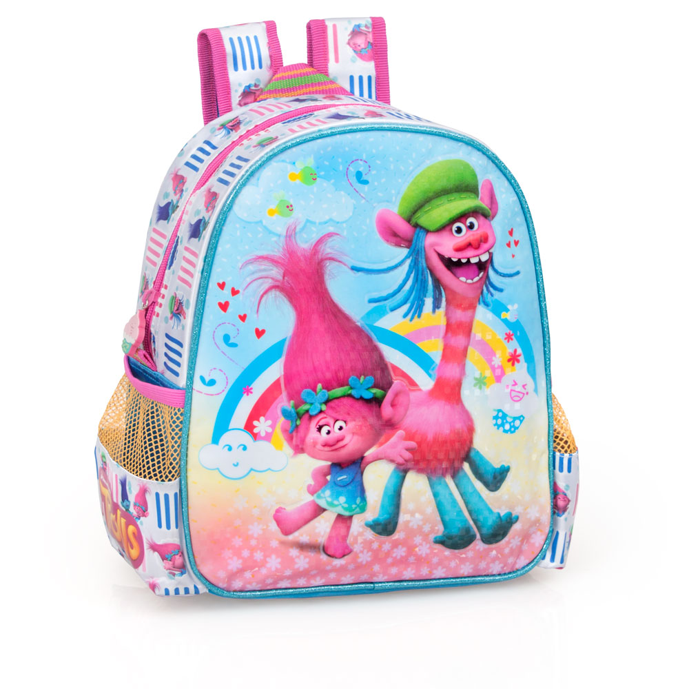Trolls Poppy Premium Girls Junior Backpack