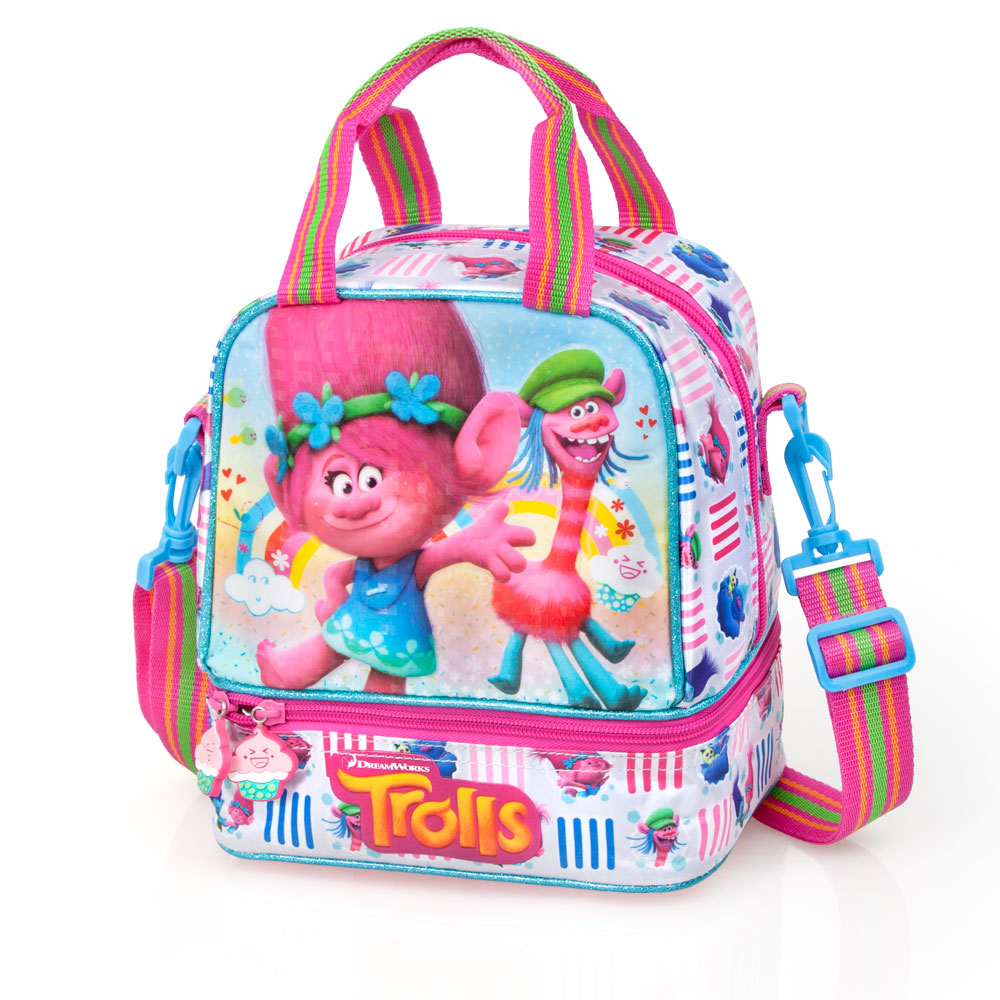 Trolls Poppy Premium  Girls Lunch Bag – image 1