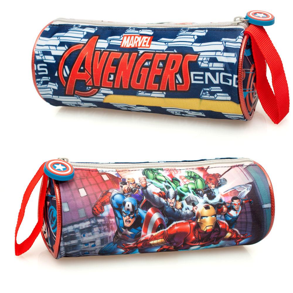 Estojo Marvel Avengers Premium