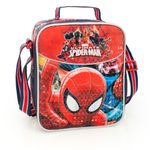Spider-Man Premium Red Cooler Lunch Bag 001
