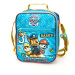 Paw Patrol Premium Blue Cooler Lunch Bag 001