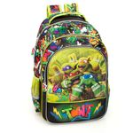 Ninja Turtles Premium XL Backpack 001