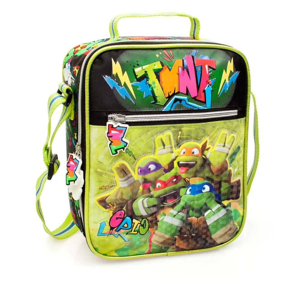 Ninja Turtles Premium Cooler Lunch Bag