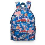 Delbag Backpack  USA Stripes 001