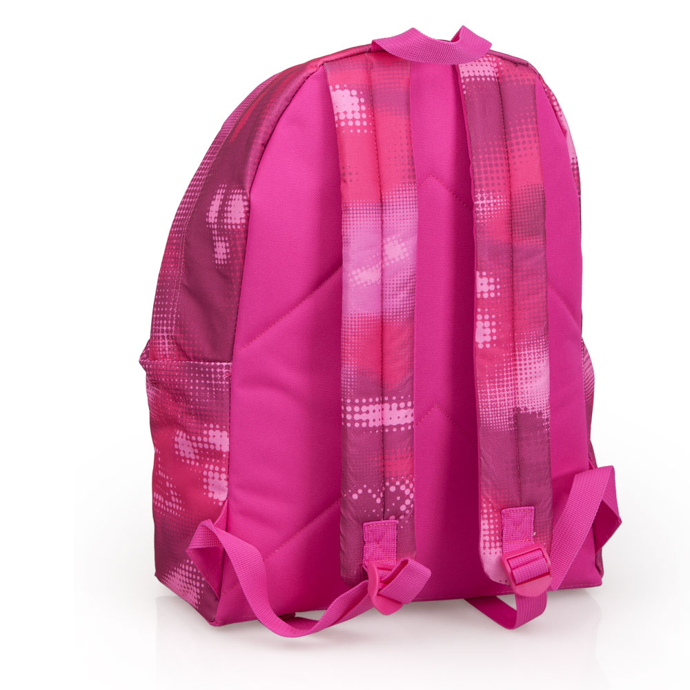 Delbag Pink Backpack  Faces Skull – image 2