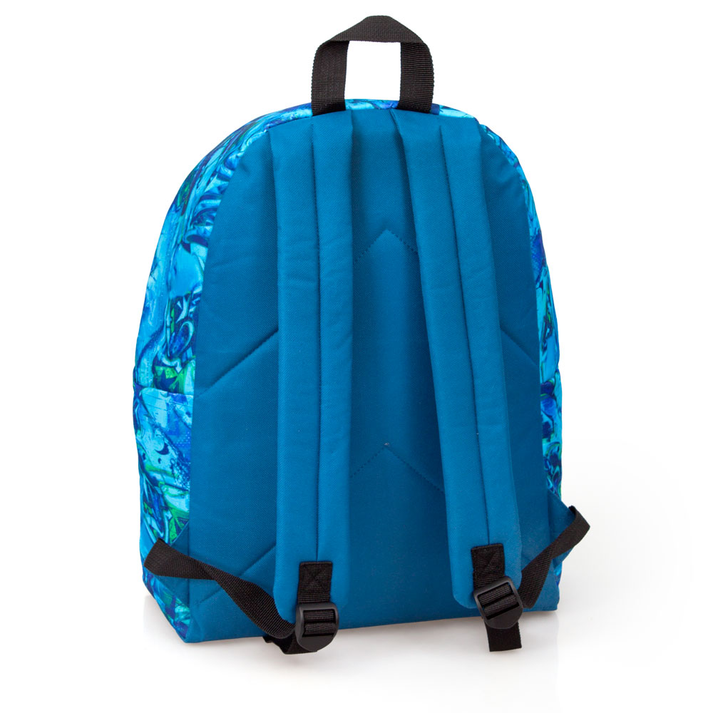 Eastwick Blue Backpack  Faces Booh – image 2