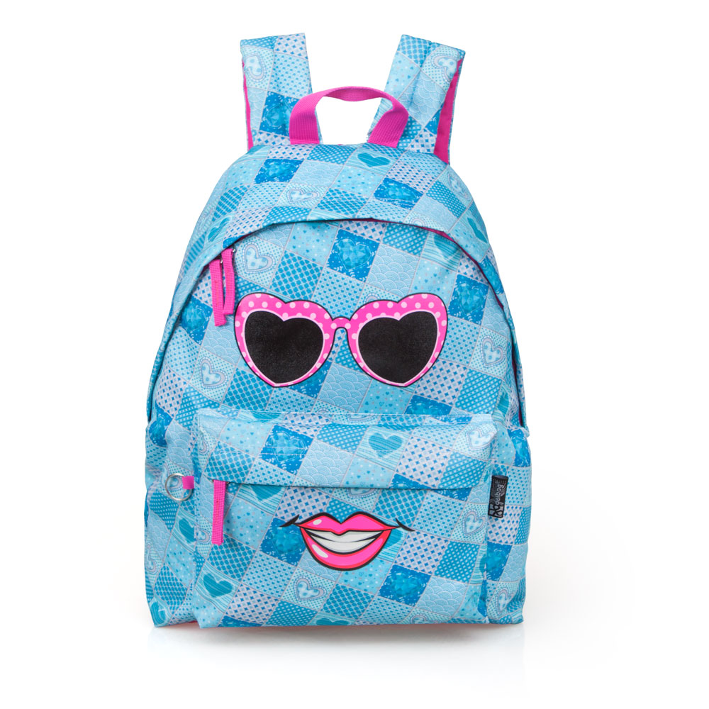 Eastwick Backpack  Faces Sunglasses