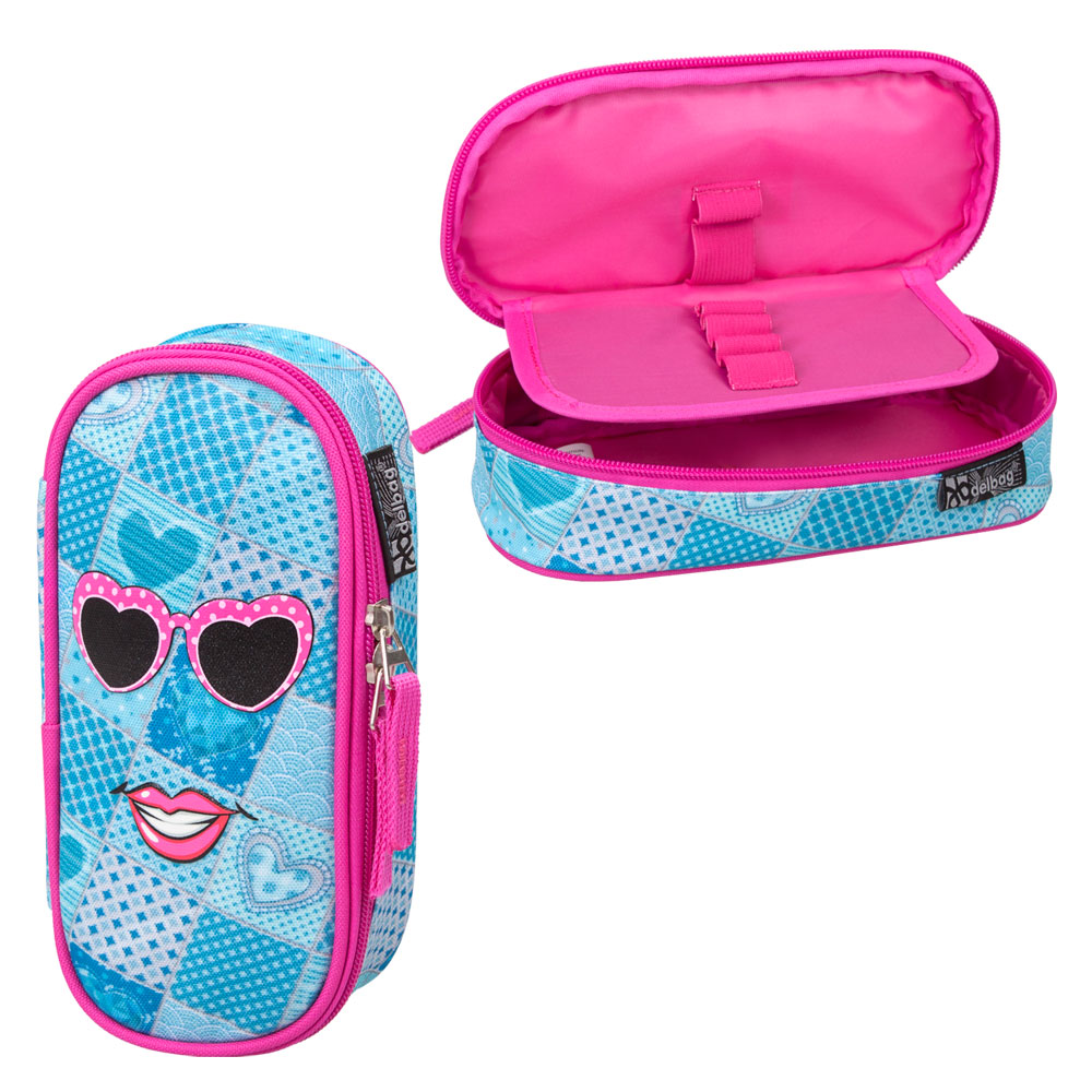 Eastwick Pencil Case Oval  Faces Sunglasses