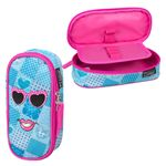 Eastwick Pencil Case Oval  Faces Sunglasses 001