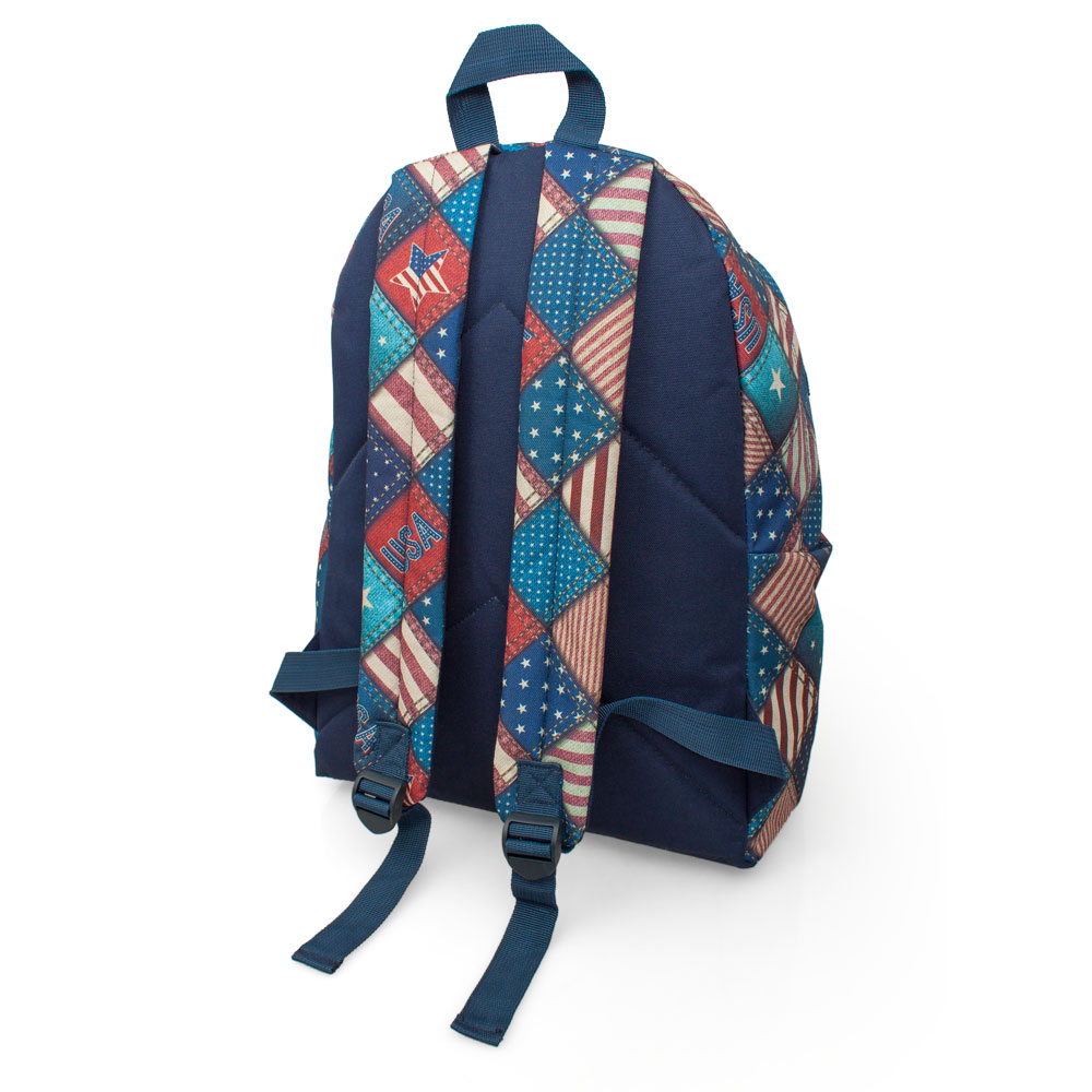 Eastwick Backpack  USA Squares – image 2