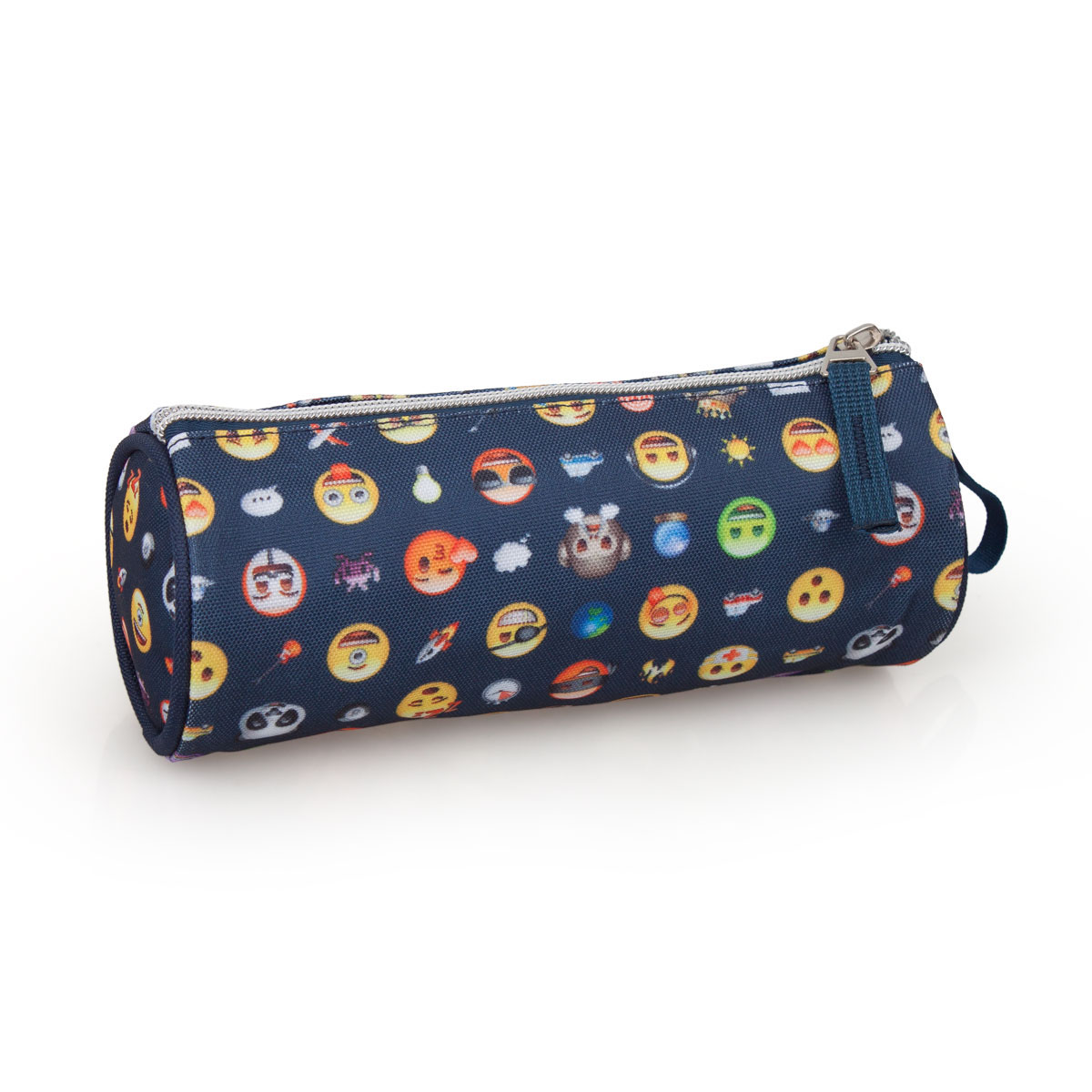 EMOJI Premium Pencil Case Round  King Monkey – image 2