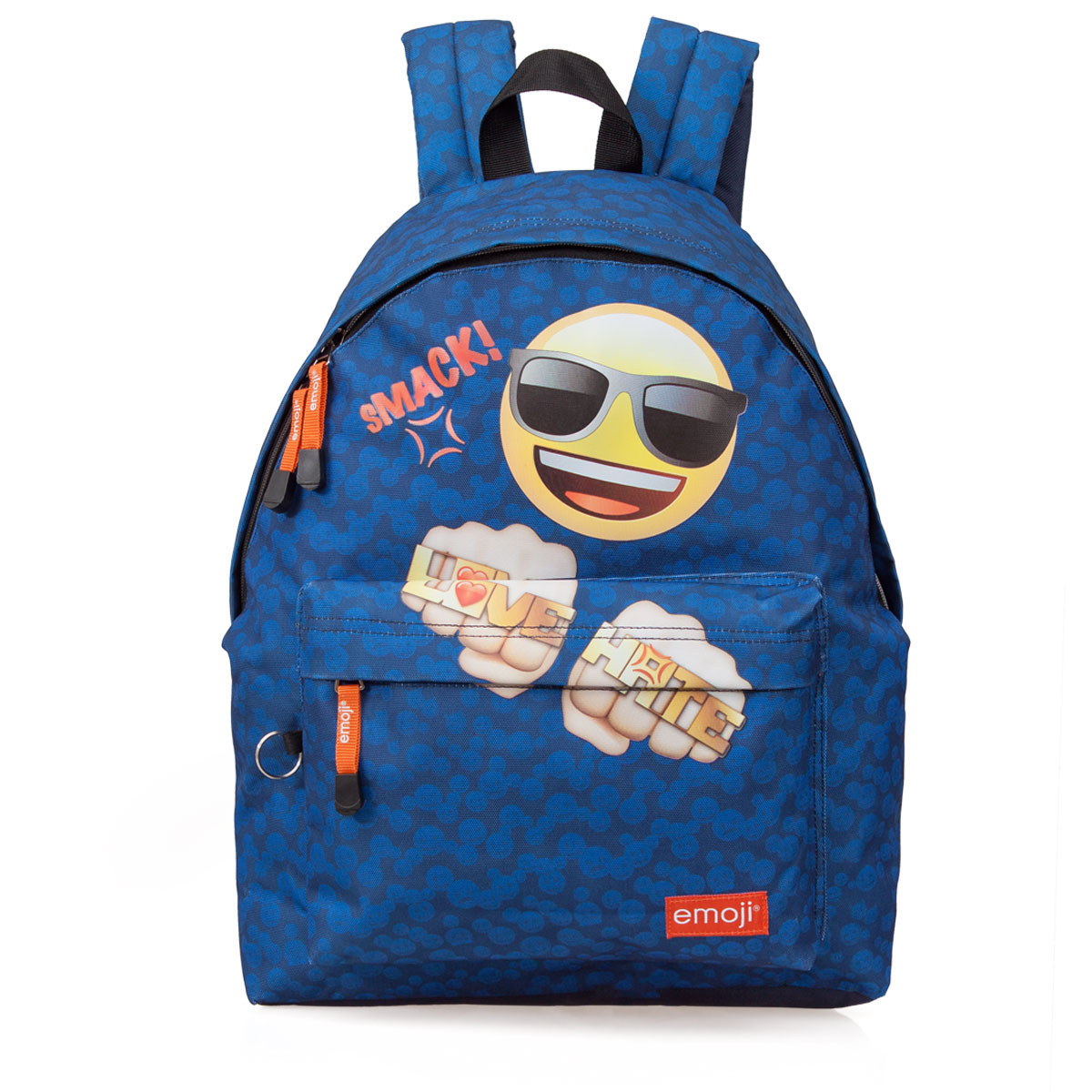 EMOJI Premium Backpack Love & Hate