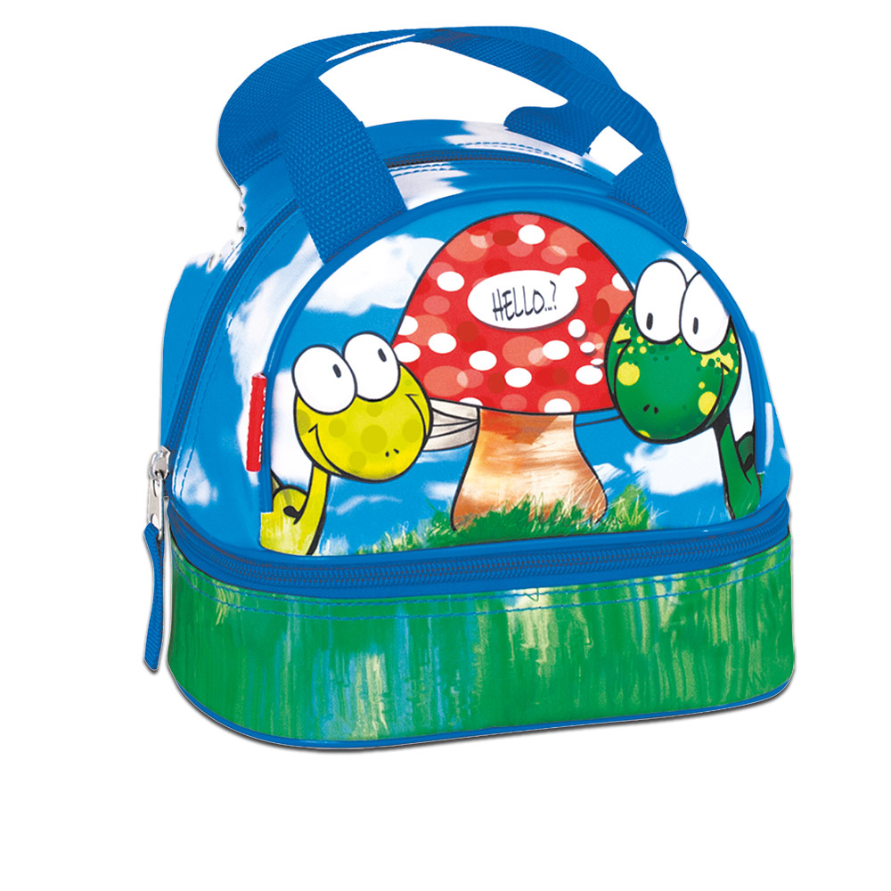 Double Lunch Bag Perona PICNIC